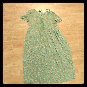 Floral Karin Stevens Dress